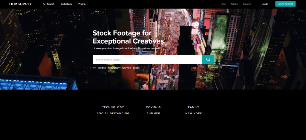 Film-Supply-stock-videos